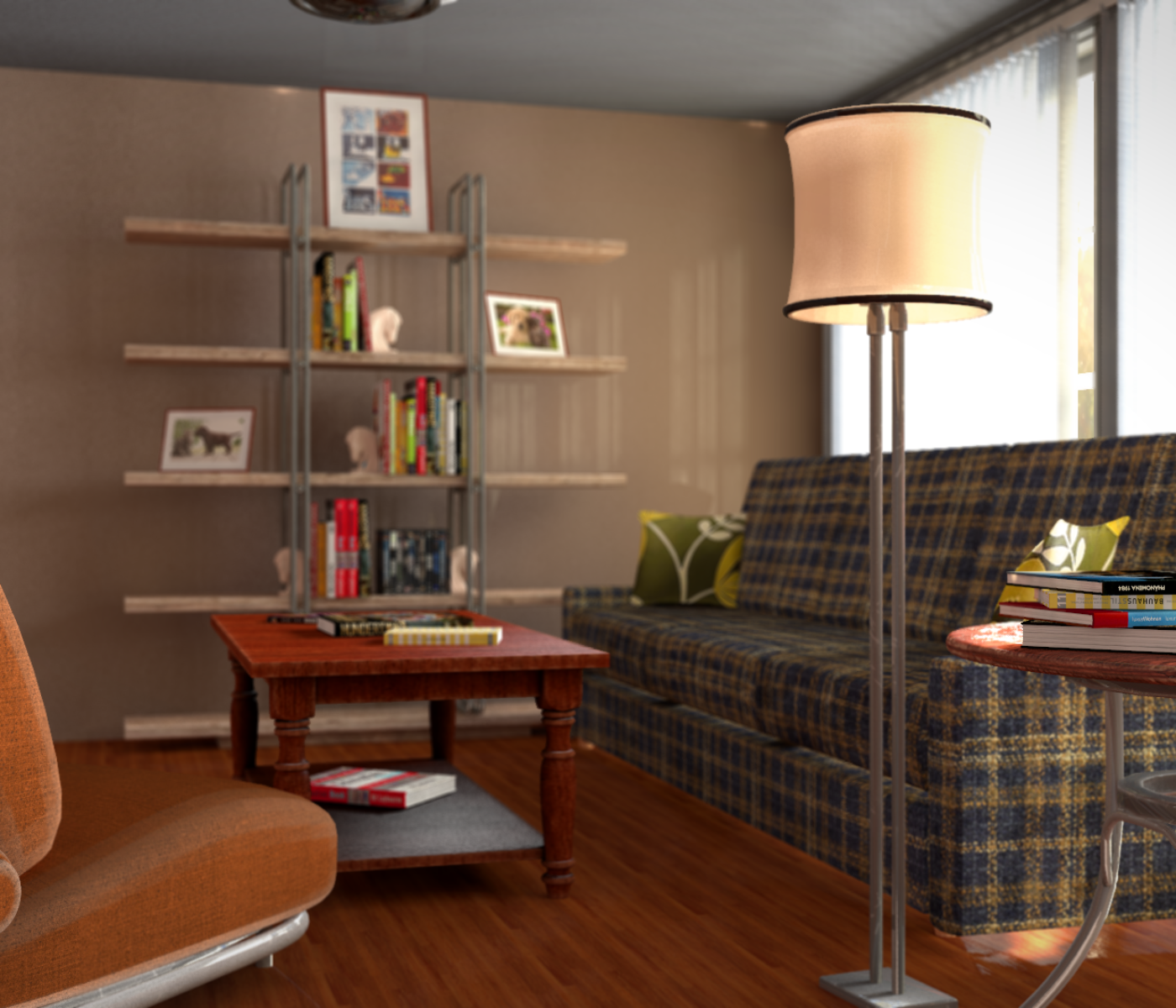 Archivis Living Room Render 2019